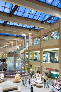 Shopping mall, Scottsdale AZ