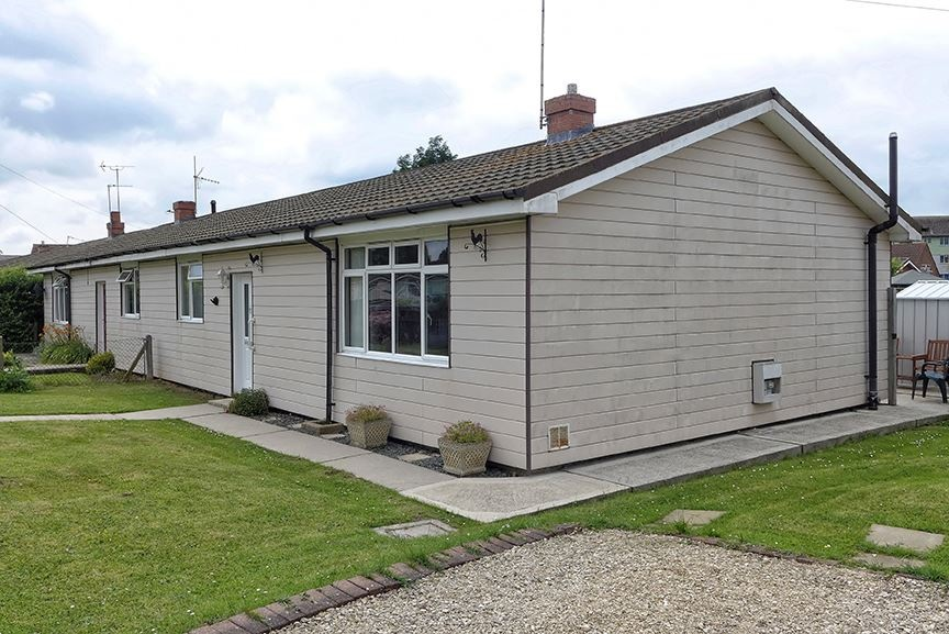 Uncle Ernie's Prefabricated Bungalow, Gloucester