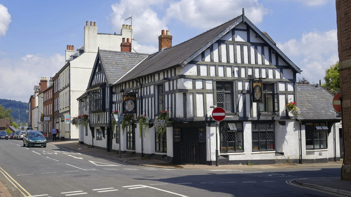 The Queen's Head, Monmouth