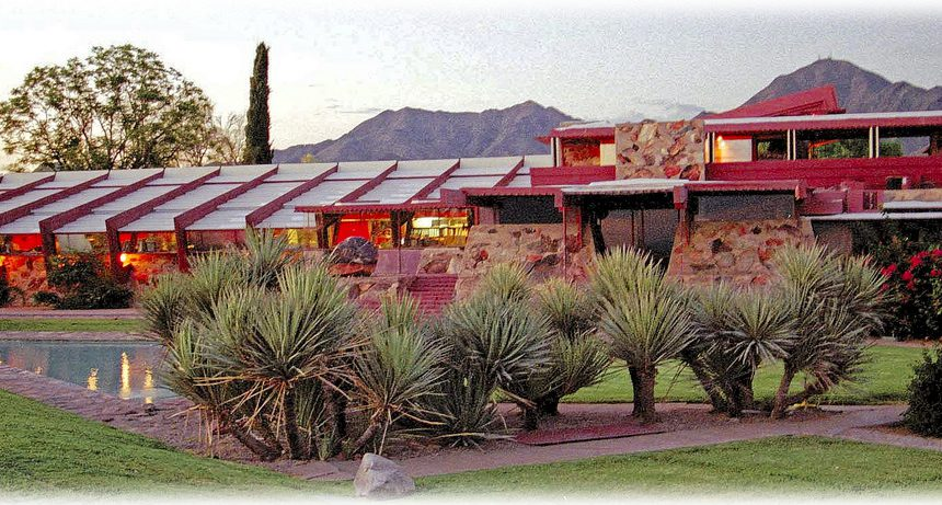 Frank Lloyd Wright: Taliesin West - Scottsdale, Arizona