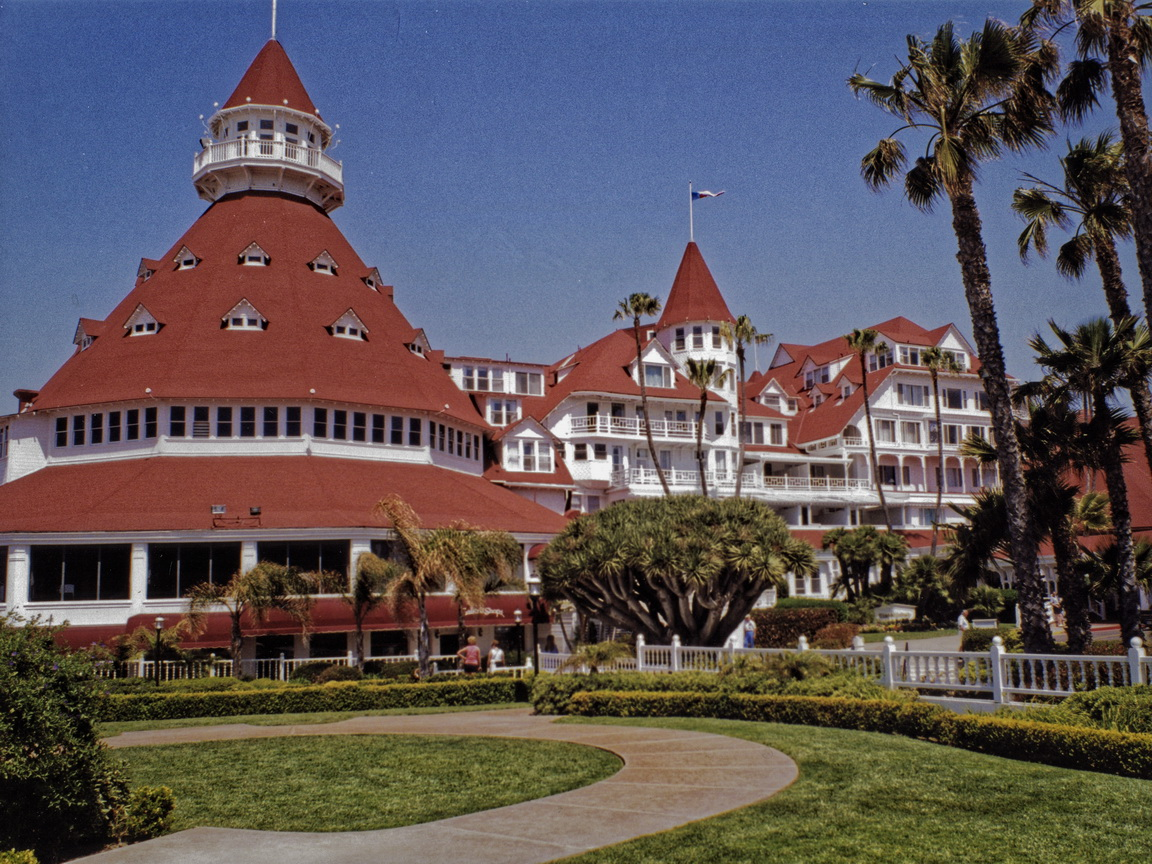 Hotle Del Coronado, St Diego CA