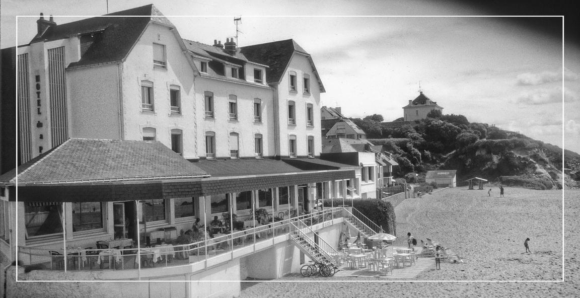 Hotel de la Plage, Saint Marc sur Mer